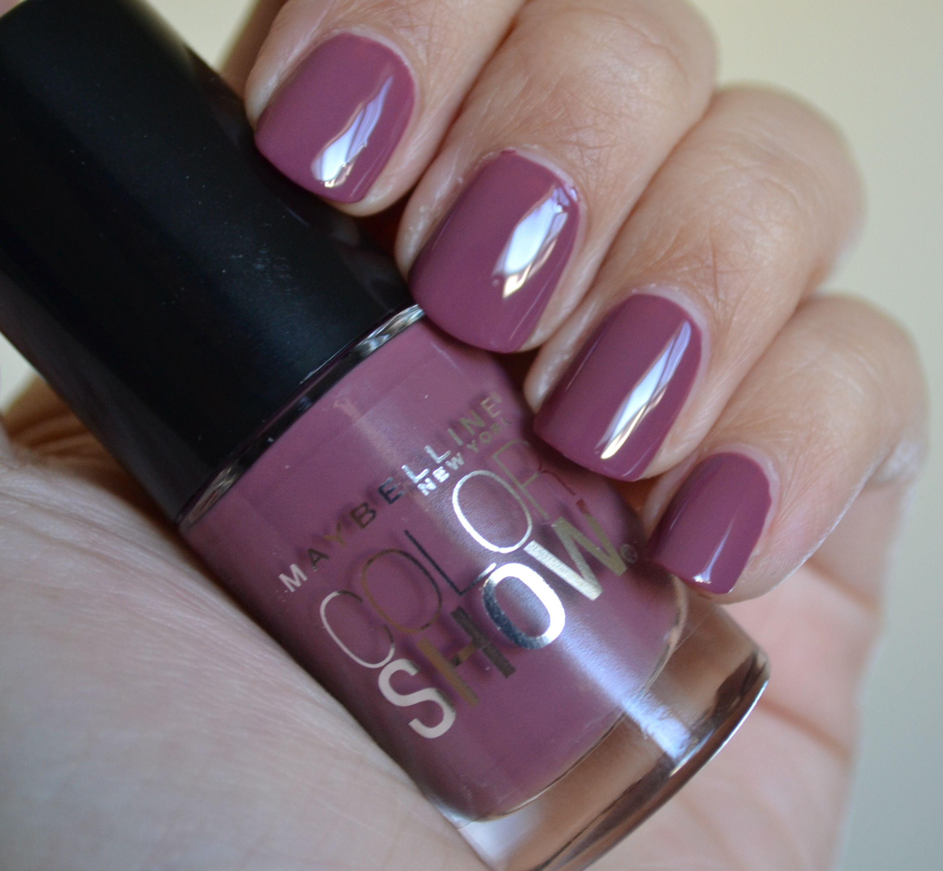 Maybelline Mauve In Manhattan   Nail Swatches   Pinterest   Mauve ...