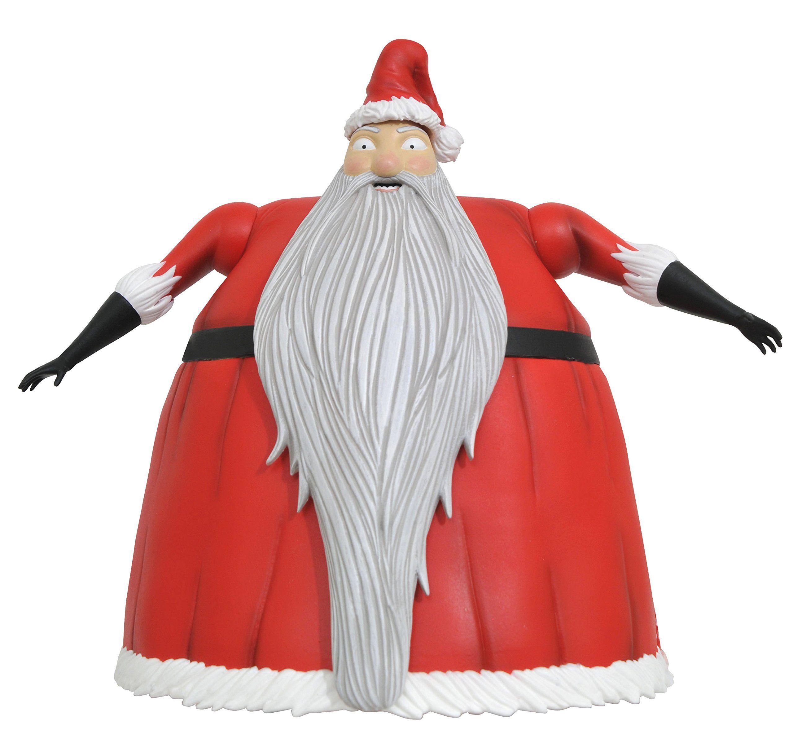 Diamond Select Toys The Nightmare Before Christmas: Santa Claus ...