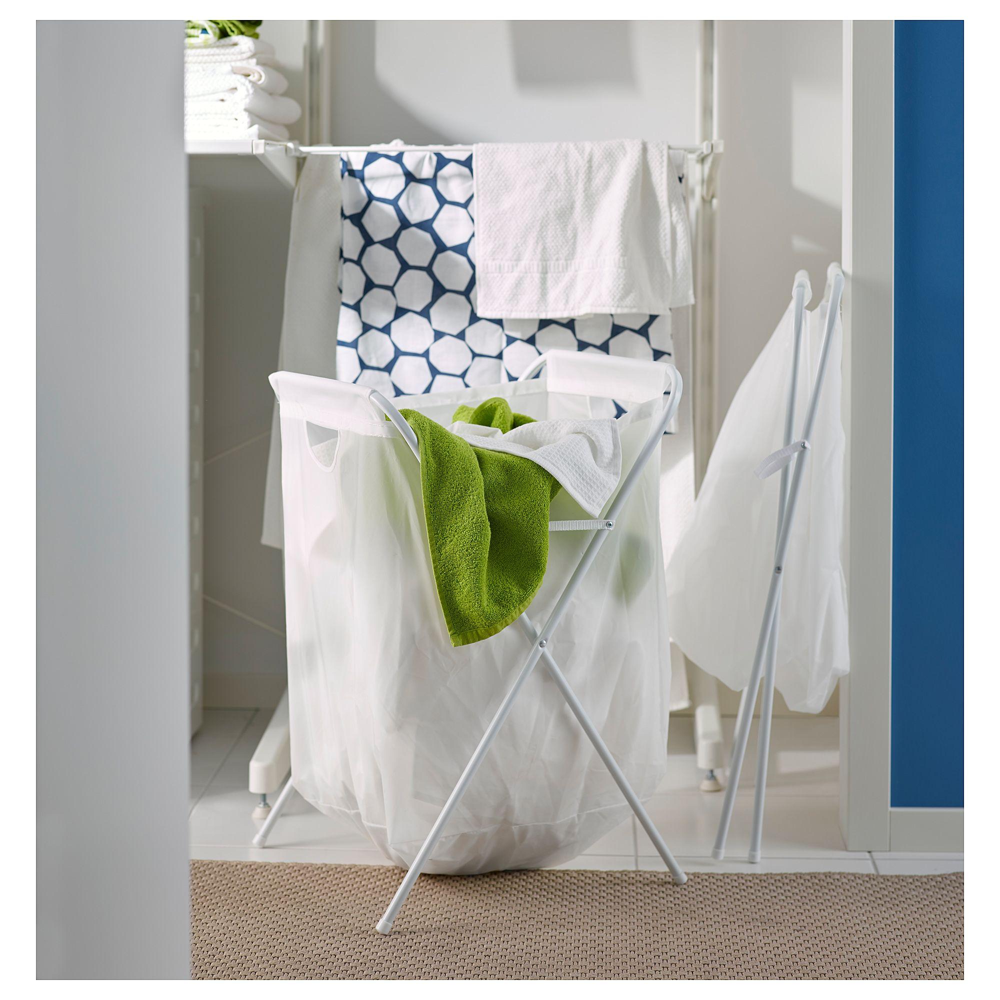 Ikea Jall Laundry Bag With Stand Ikea Laundry Ikea Shopping