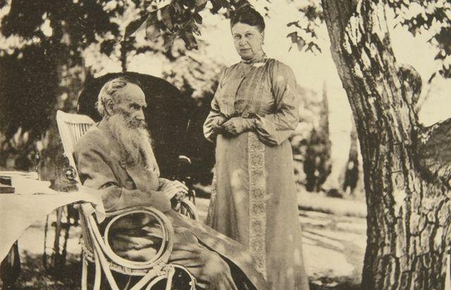 Sophia Tolstoy'un söyleyecekleri var