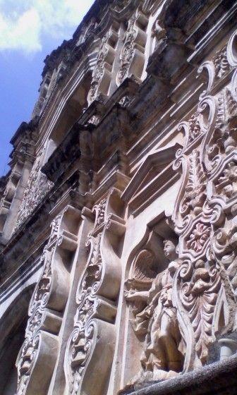 Antigua - iglesia