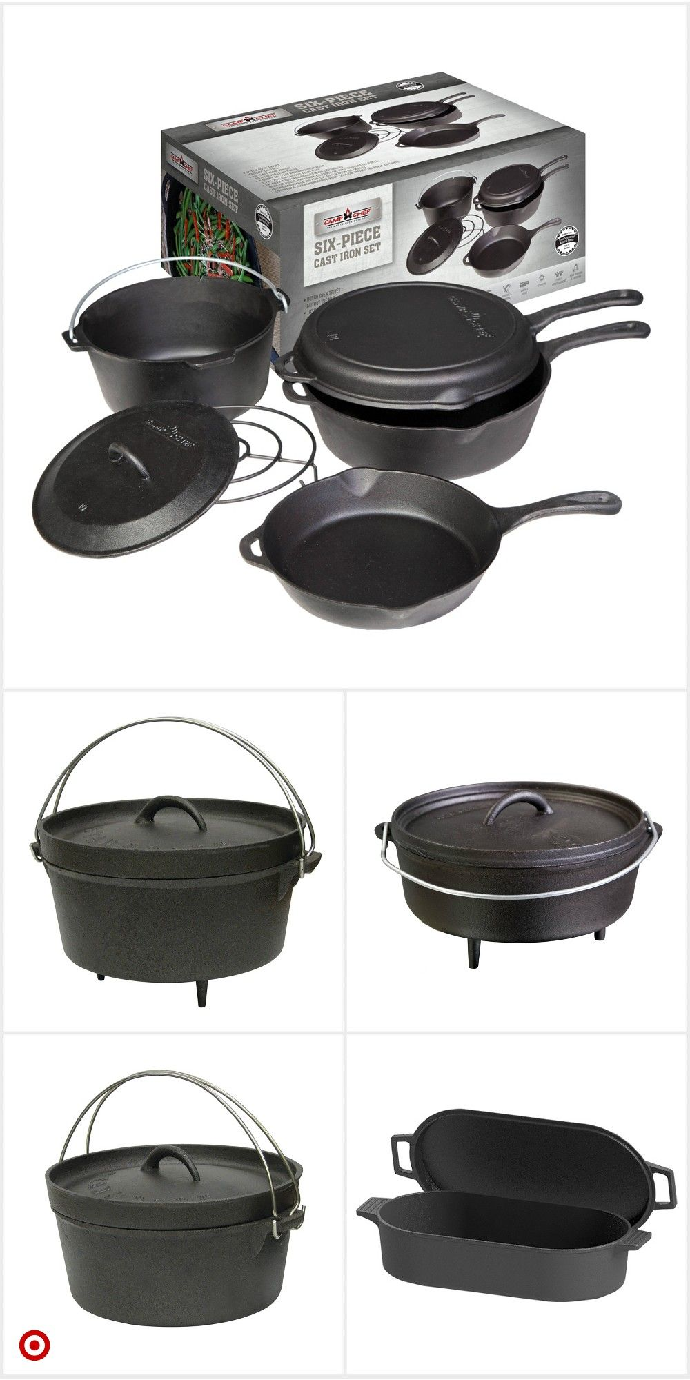 Shop Target For Camping Dutch Oven You Will Love At Great Low Prices Free Shipping On Orders Of 35 Dutch Oven Camping Camping Accessories Cooking Appliances