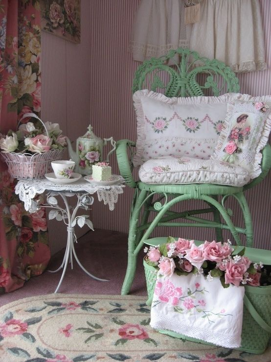 Superbe Decor ~ Romantic Country #7 By Annarose