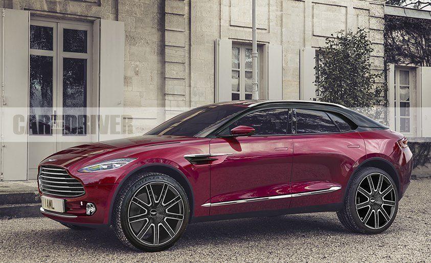 2020 Aston Martin Dbx Yes Aston Is Building A Crossover Suv Type Thingamabob Aston Martin Suv Aston Martin Aston Martin Cars