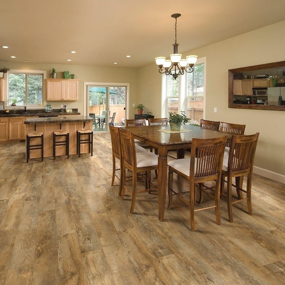Home decorators collection trail oak beige grey 8 in x Home decorators collection flooring installation