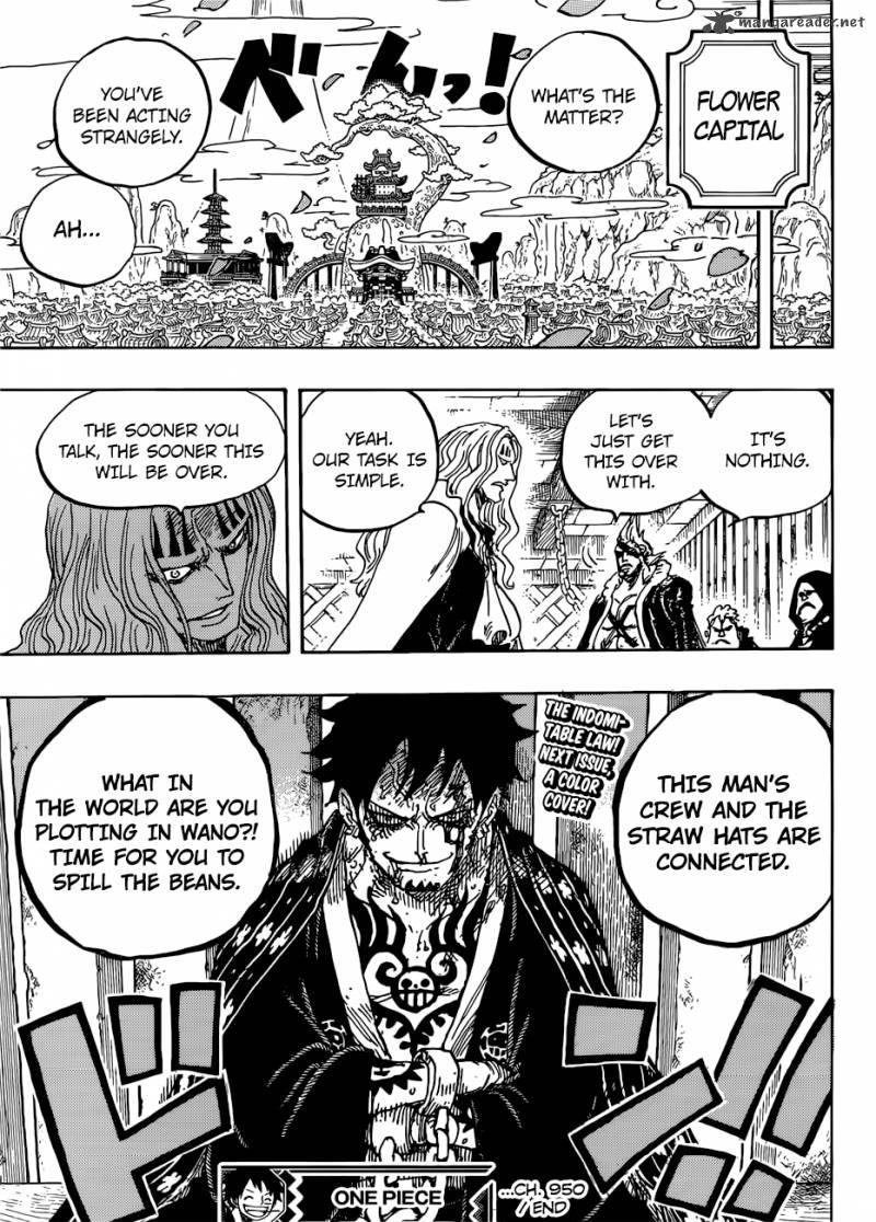 Komik One Piece 951 : komik, piece, Piece, Manga,, Manga, Anime, Piece,, Komik