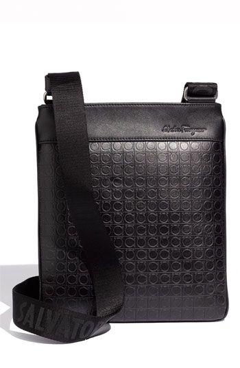 Salvatore Ferragamo  Gamma  Messenger Bag available at  Nordstrom ... cb3878e84a