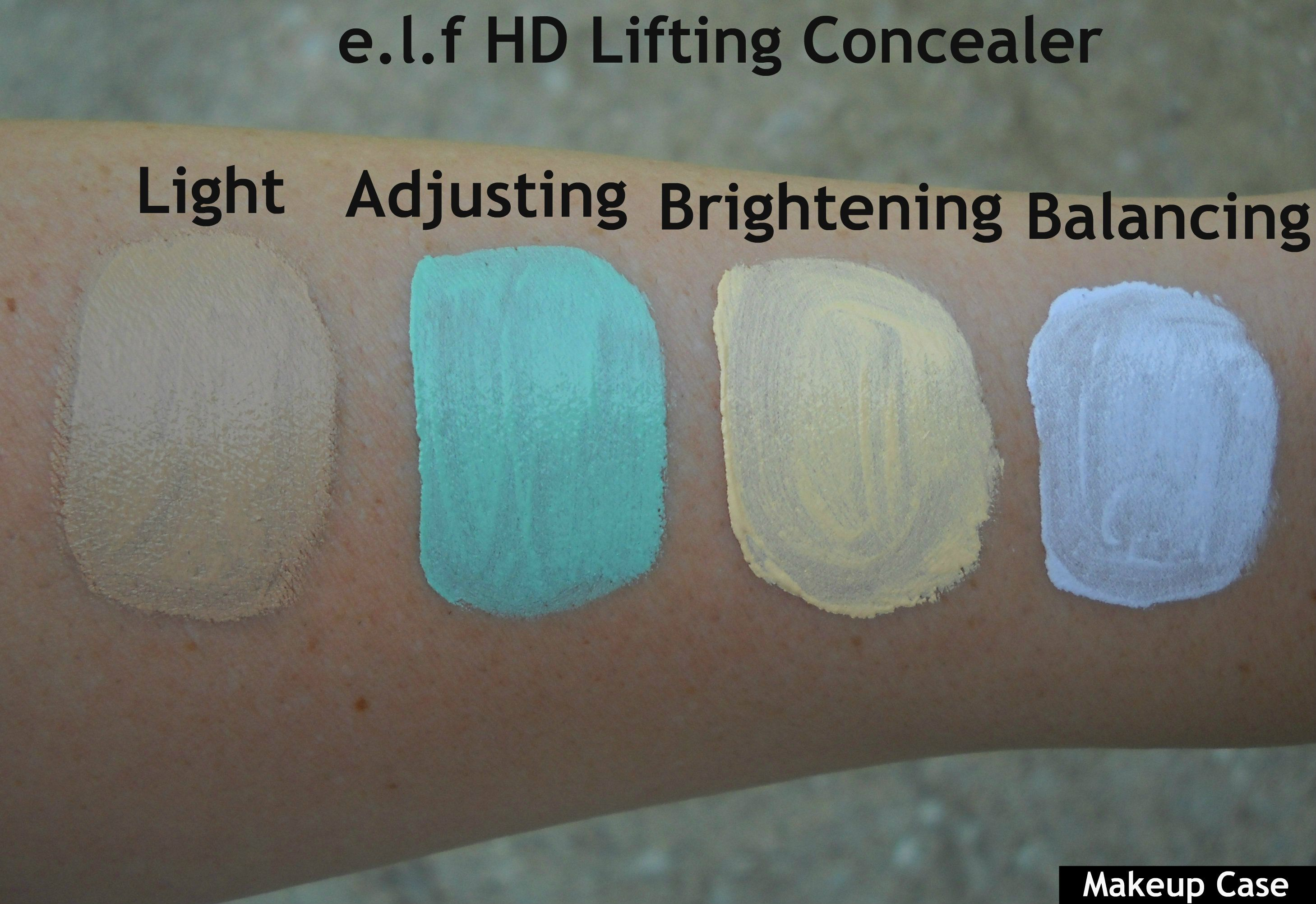 HD Lifting Concealer by e.l.f. #21