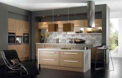 Dekorasi Dapur Idaman Halaman Rumah