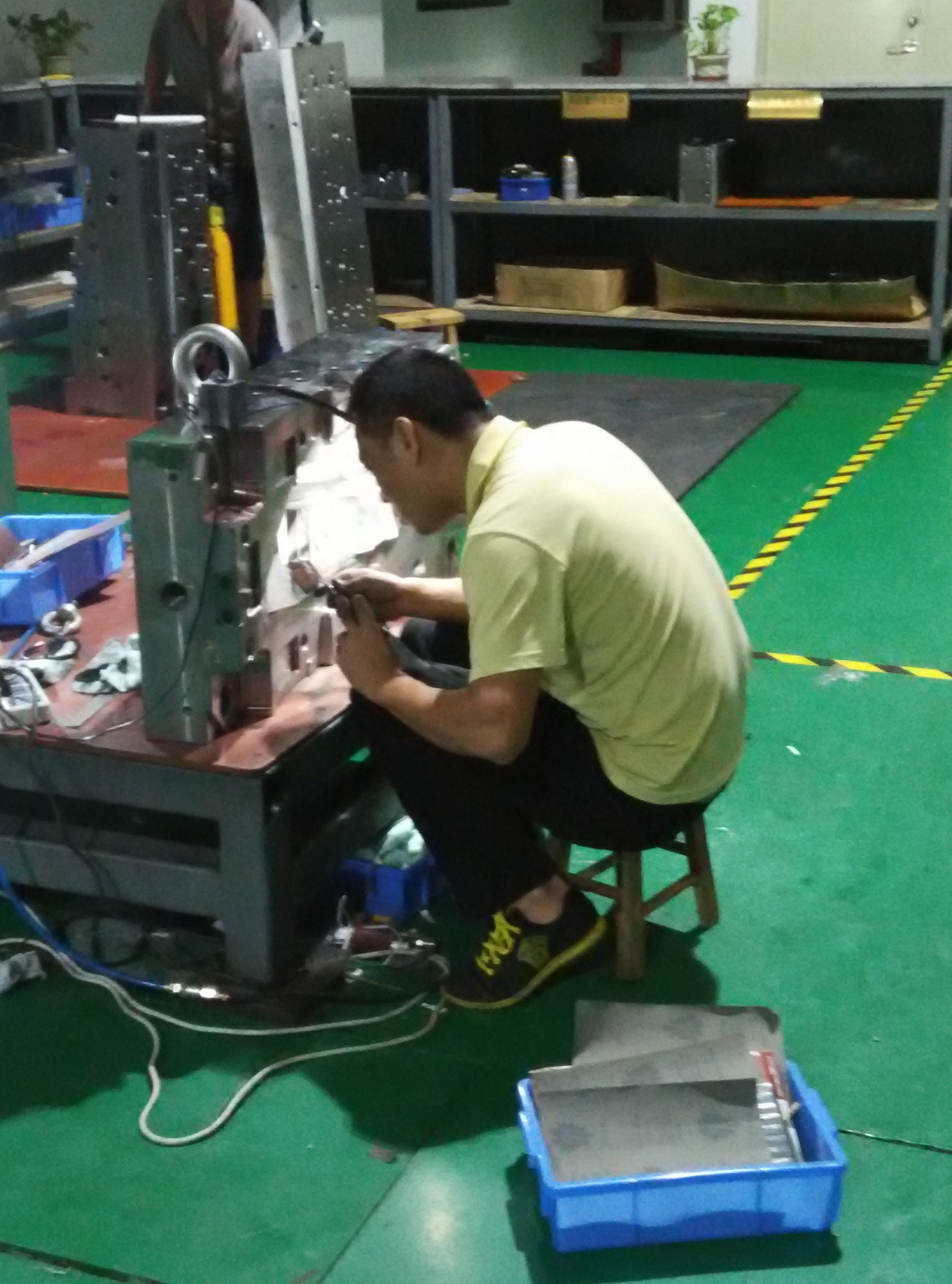 Mold polishing process | Manufacturing process and details for mold