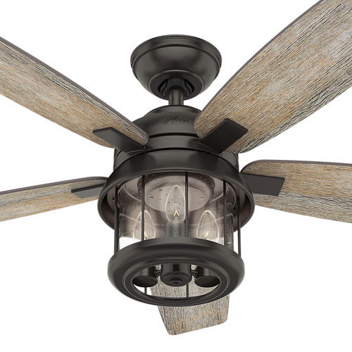 Hunter Fans Coral Bay Noble Bronze 52 Inch Three Light Led Adjustable Ceiling Fan 59420 In 2020 Ceiling Fan Bronze Ceiling Fan 52 Inch Ceiling Fan