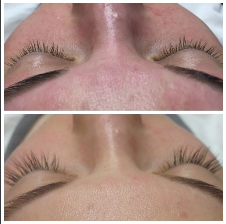 Our senior stylist, Hanna, also does eyelash extensions! They last ...
