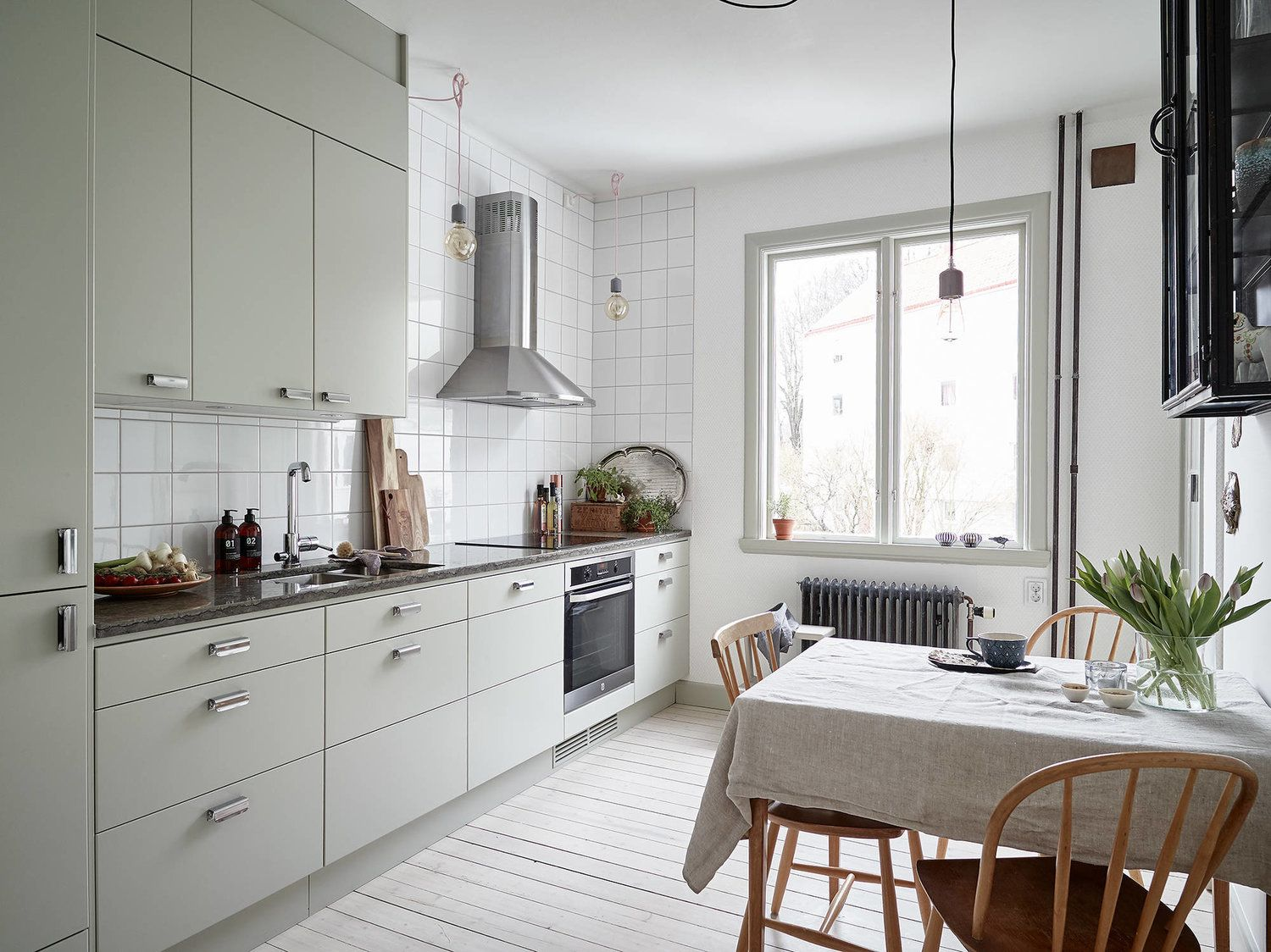 useful kitchen with pale green cabinets green cabinets kitchen interior cabinet on kitchen interior green id=40557