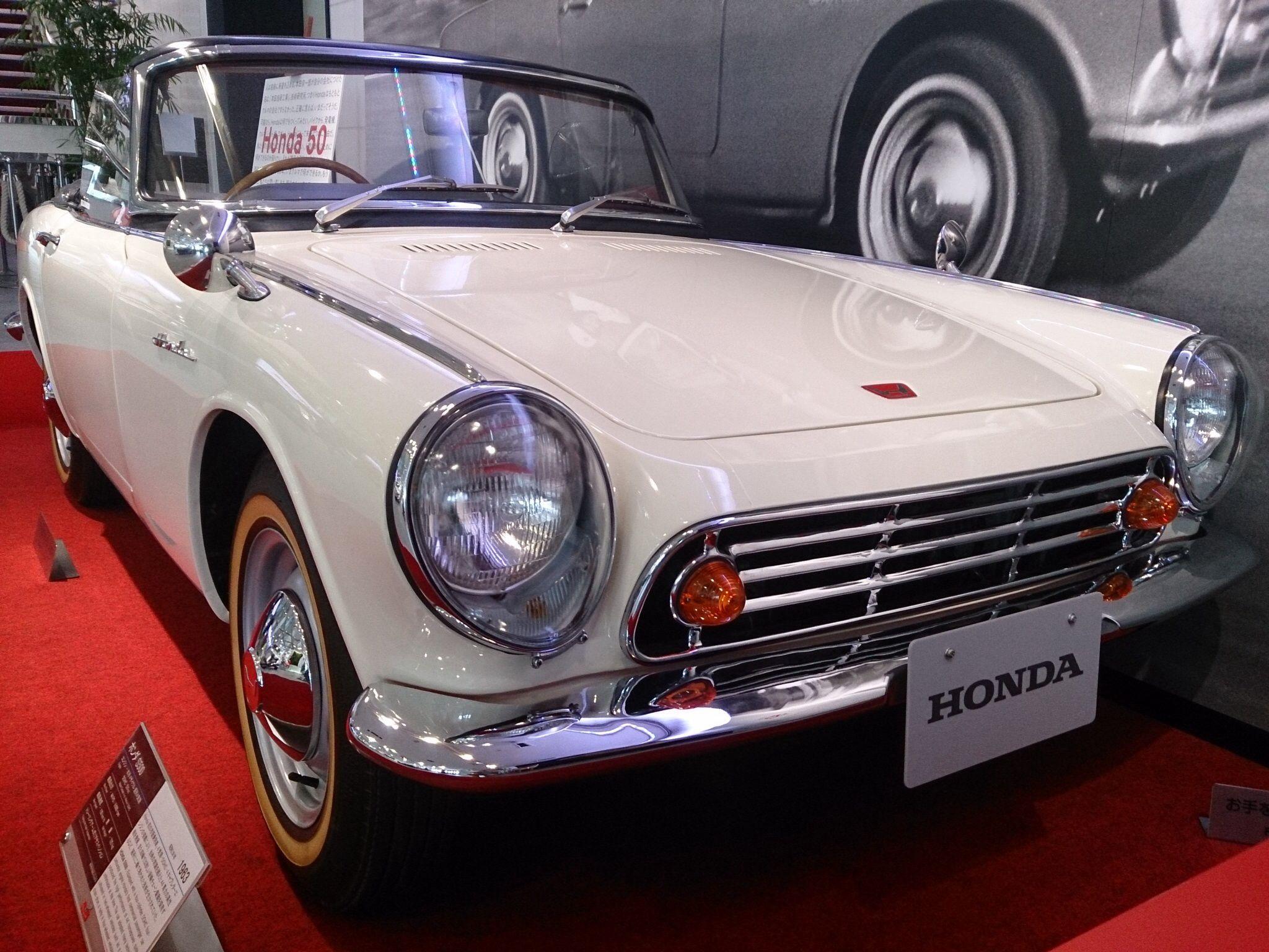 むかしのホンダ車大集合 1st Honda Classic Meeting の会場から ビジュアル25枚 画像 写真 Webcg ホンダ ホンダ 車 車