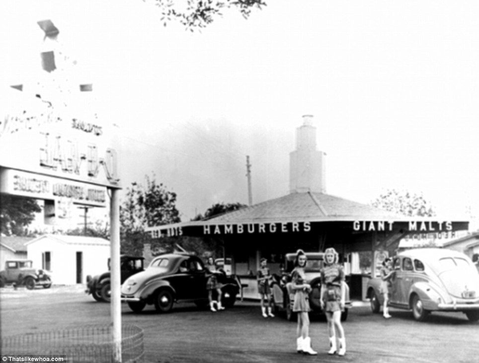 Retro Photos Of The First Mcdonald S Show The Quaint Burger Joint