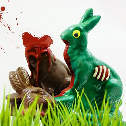 12 creepy easter bunny gift ideas for zombie fans gifts for gamers 12 creepy easter bunny gift ideas for zombie fans gifts for gamers geeks negle Choice Image