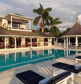 Round Hill Hotel Villas Designed By Ralph Lauren Jamaica