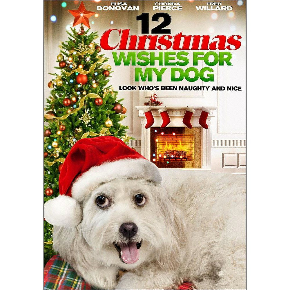 12 Christmas Wishes For My Dog Dvd Video Christmas Movies