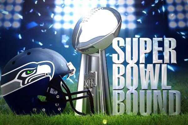 seahawks go to the bowl | Seahawks are going to the Super Bowl !