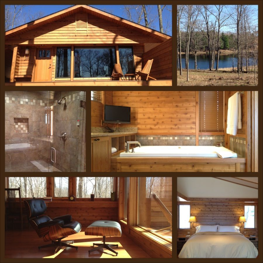 An Open Floor Plan Dream Cottage 27 Cabins In Wisconsin House Styles House