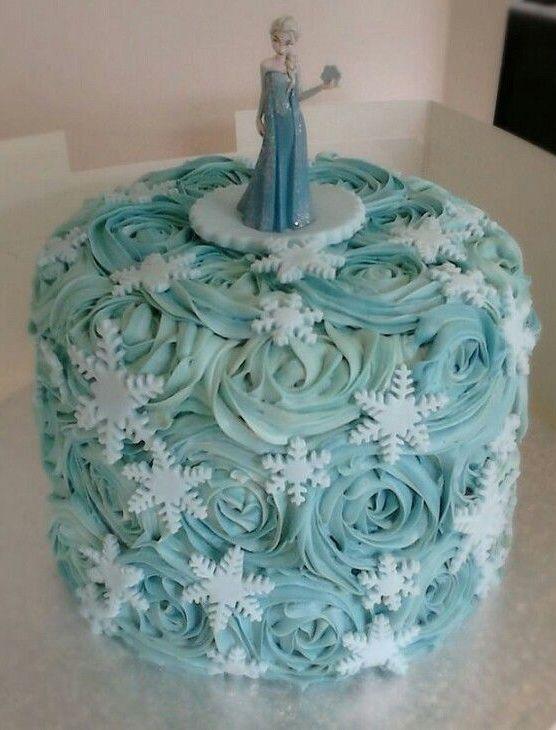 Disney Frozen Elsa Cake Birthday Pinterest Elsa cakes Disney
