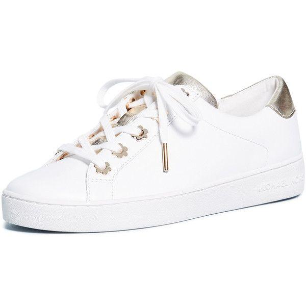 3acbc014977e MICHAEL Michael Kors Irving Lace Up Sneakers (1