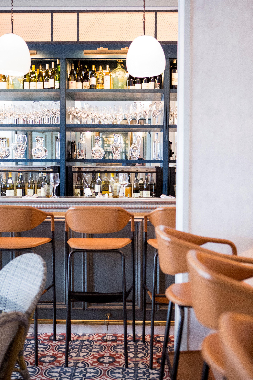 Back Bar Designs For Restaurants
