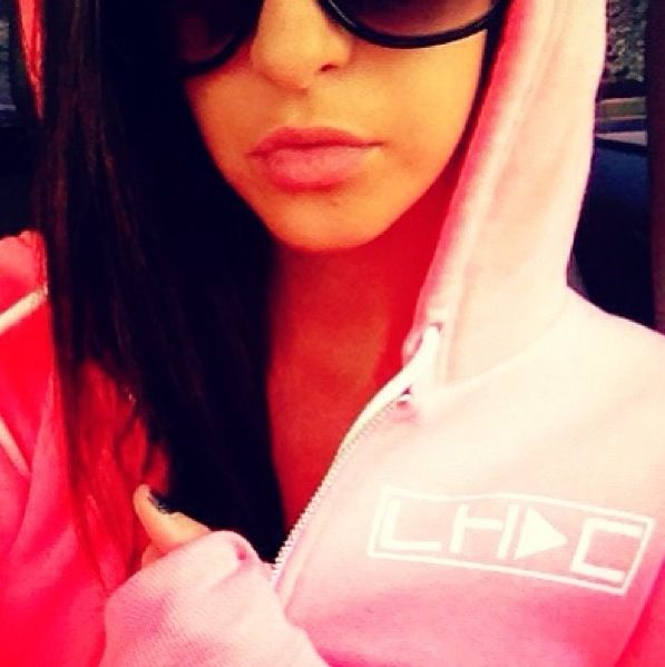 Love these Long Hair Don't Care Jackets! Check em out at  www.LHDC.com  It feels like heaven in a hoodie!!