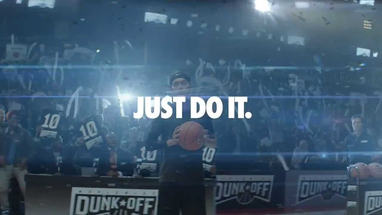 Nike's anniversary 'Just Do It' commercial featuring LeBron James, Gerard  Piqué, Serena Williams, Andre Ward and Chris Pine, and voiced by Bradley  Cooper.