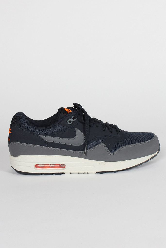 nike air max 1 essential black grey nz