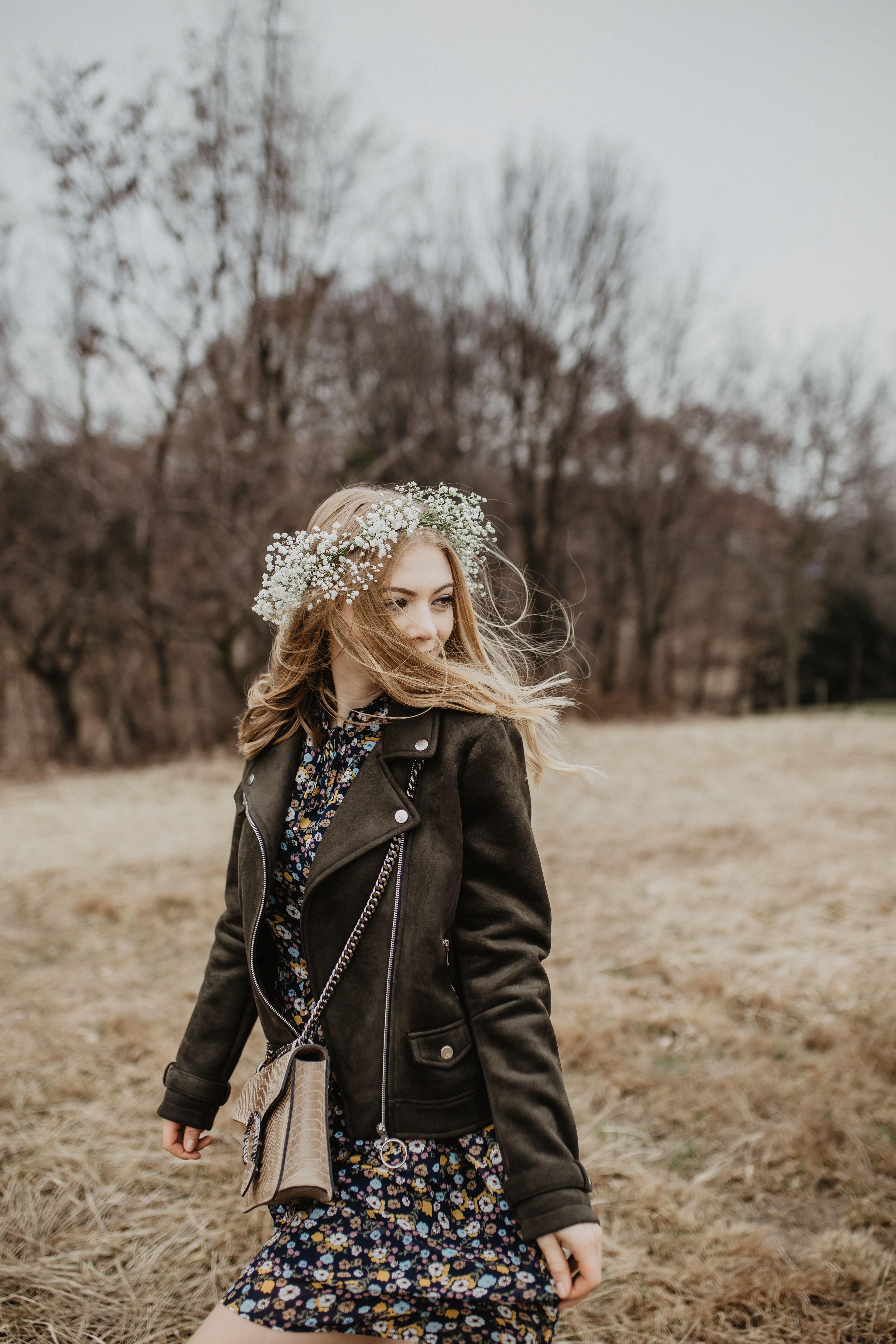 Wiosenna Stylizacja Z Sukienka W Kwiaty Carry Rozalia Photo Sessions Photo