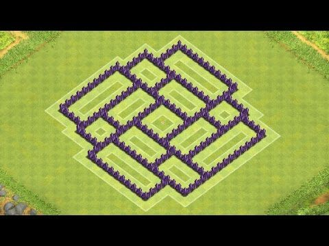 Clash Of Clans Town Hall 7 Defense Coc Th7 Best Trophy Base Layout Defense Strategy Clash Of Clans Clash Of Clans Levels Clan