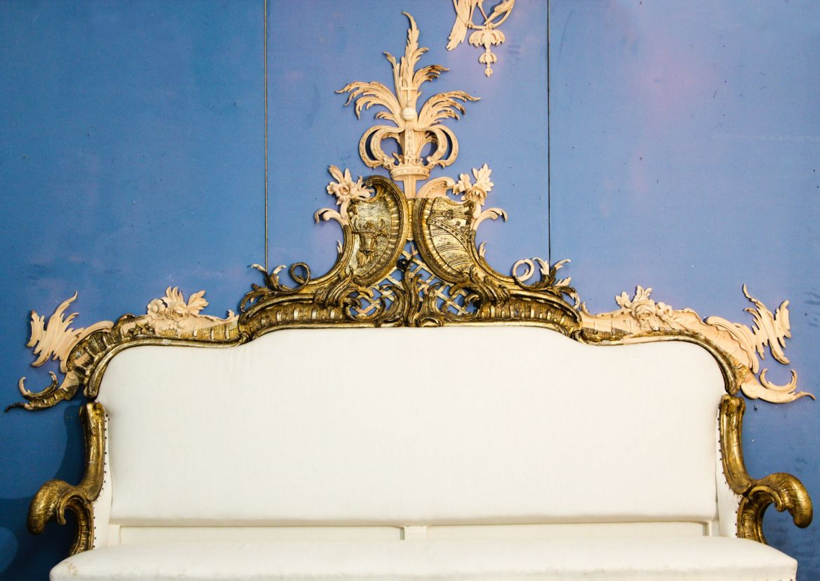 Reviving Rococo an interview with master carver Bernhard