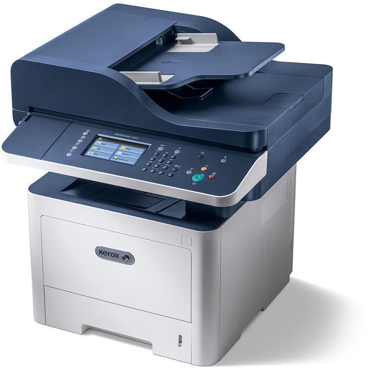 Xerox Workcentre 3345 Dni All In One Monochrome Laser Printer