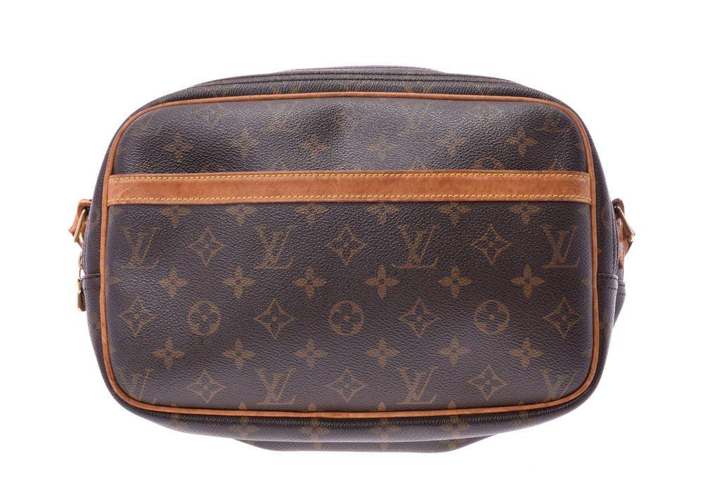 efb9a879ab2c eBay  Sponsored Authentic Used Louis Vuitton Monogram Reporter S M45254  Men s Wo 800000069588000