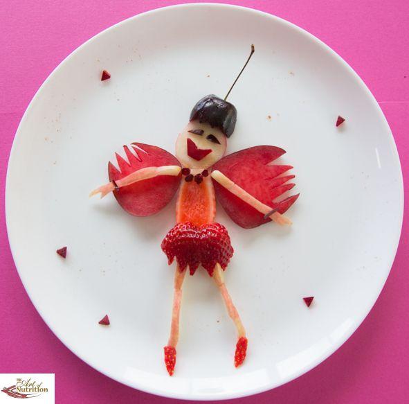 Blogsrecipes new fun food art pinterest fun food food art blogsrecipes new fairy foodfun forumfinder Images