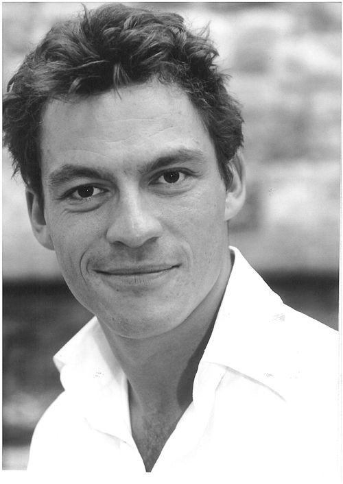 Female Gazing At Dominic West Fotos Shows