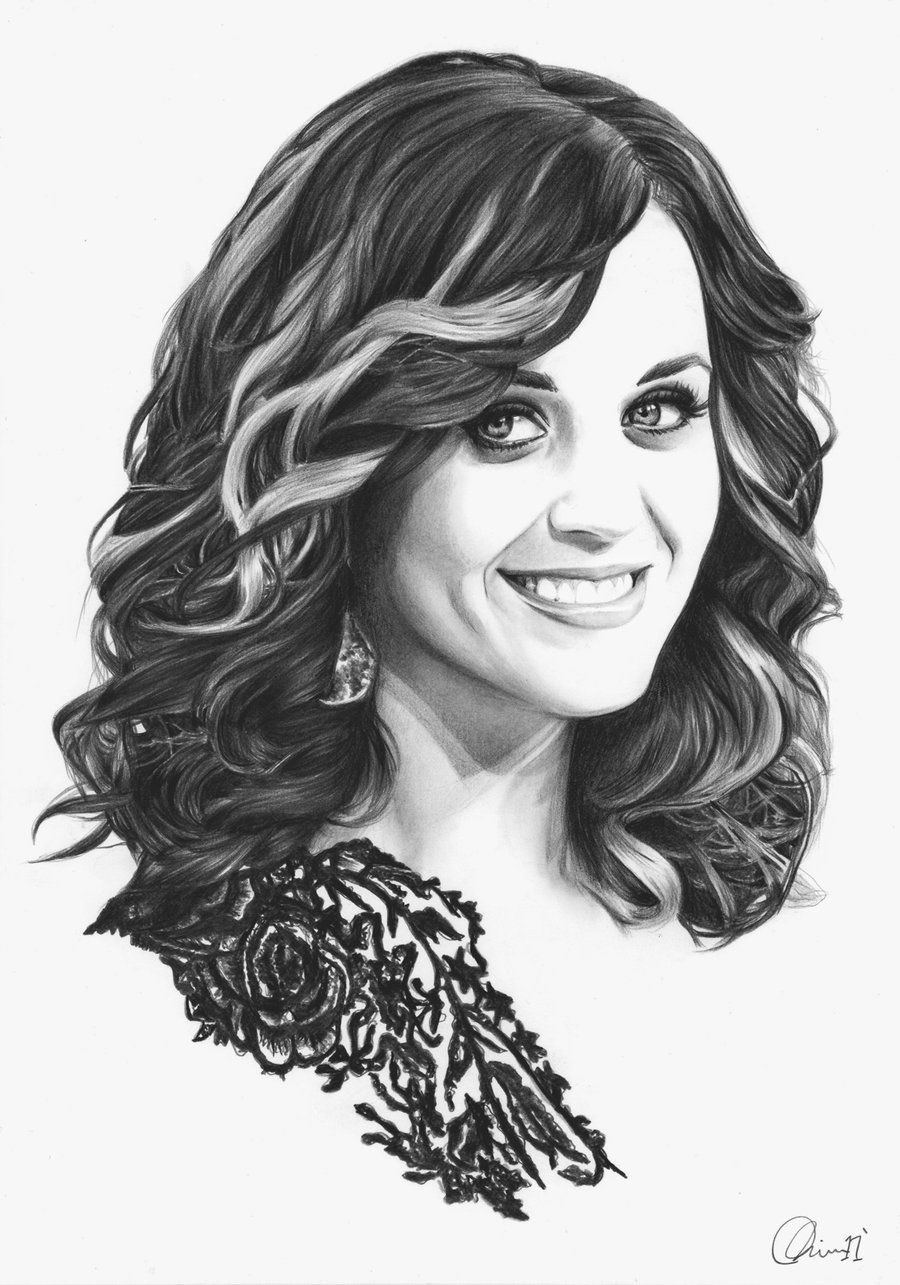 Uncategorized Katy Perry Sketch katy perry at the vmas by chazdesigns on deviantart drawing deviantart