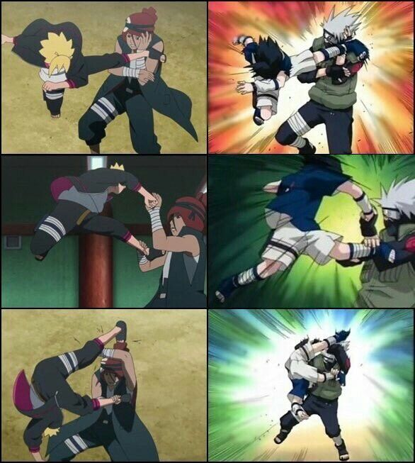 Boruto: Naruto Next Generations / #anime // well he did want to