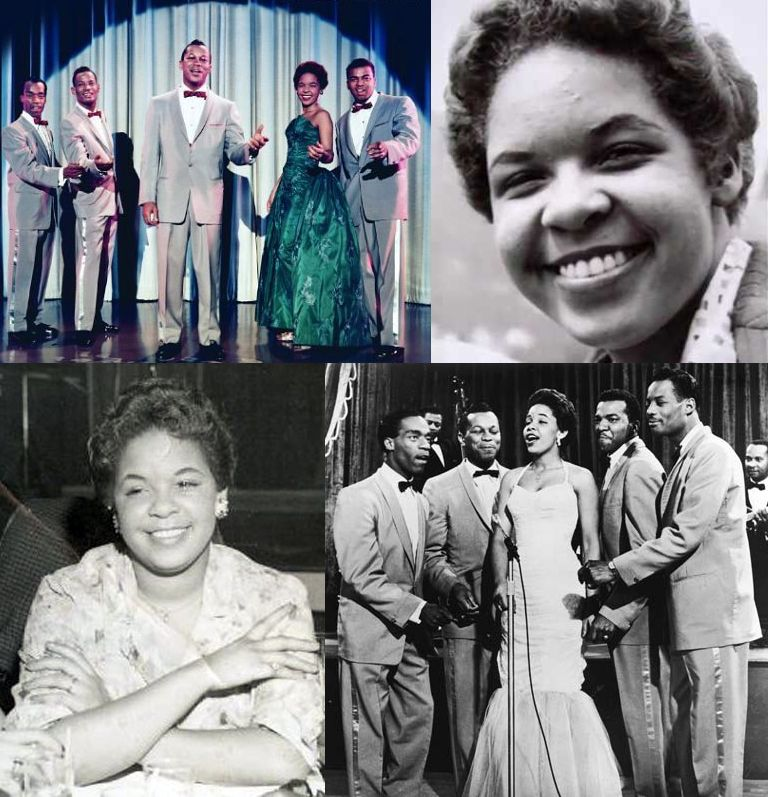 Zola Taylor (1938-2007) of The Platters — Halle Berry ...