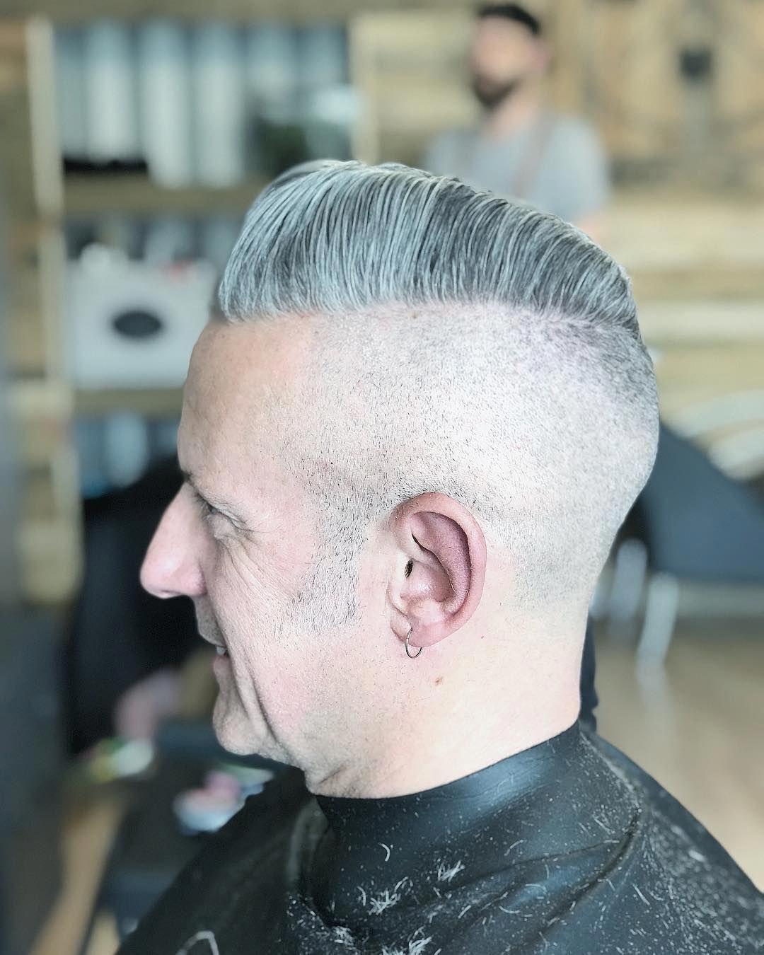 Dapper fade hairstyle dapperhaircuts mens hair care pinterest