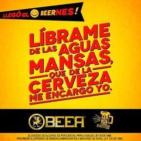 Aguas Mansas Frases De Cervezas Humor De Cerveza Frases De Borrachos