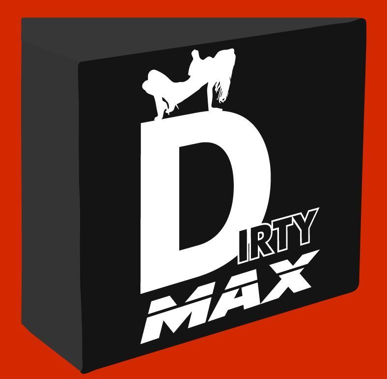 DirtyMax D Vinyl Window Decal Truck Diesel Duramax Sexy Girl - Chevy duramax diesel decals
