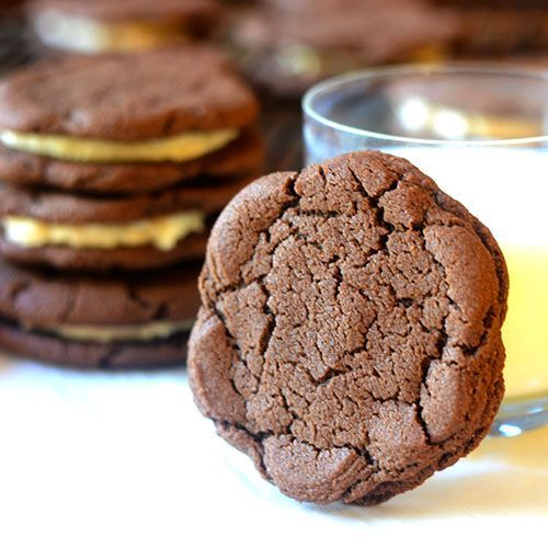 Oreo Cookies - Feed Your Soul Too  #cookierecipe #dessert #copycat