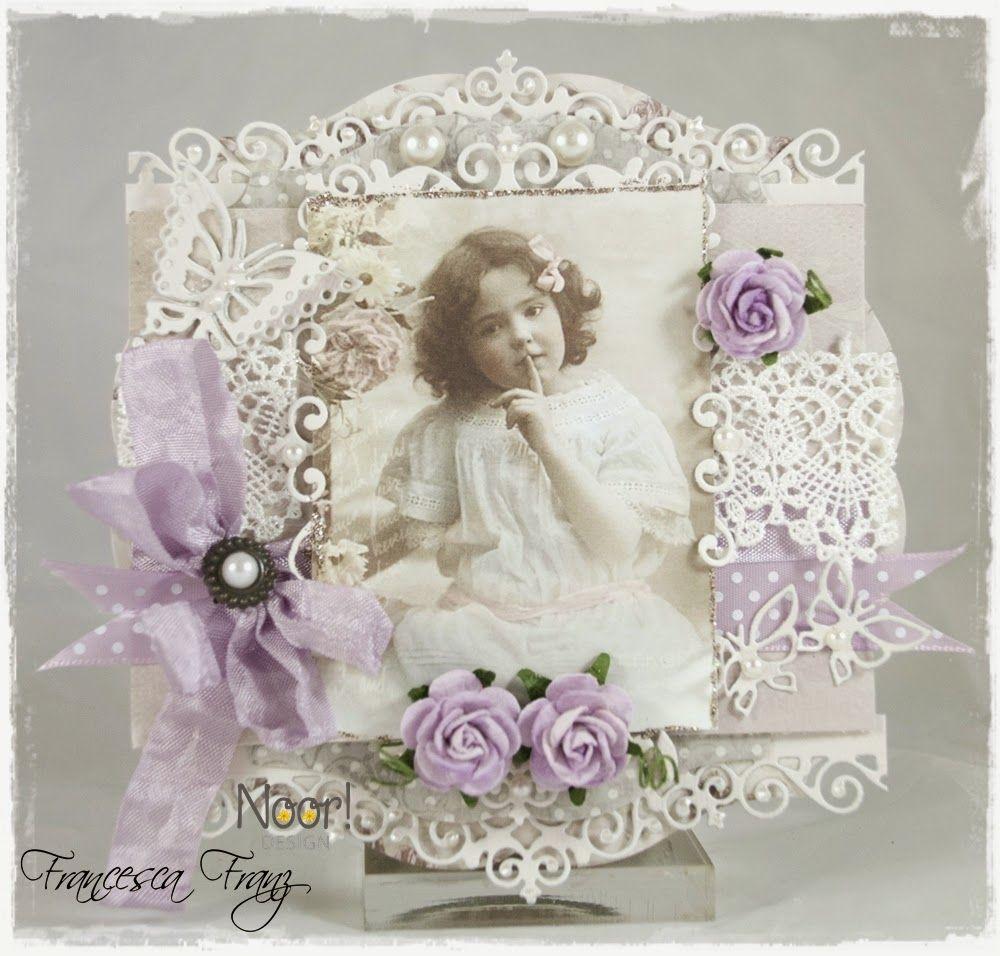 Franz-Blog: Noor Design Inspiration Post: A Vintage Card