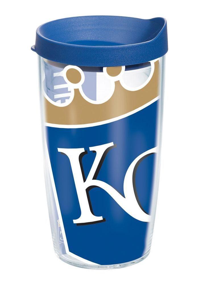 2c403de3a95 Kansas City Royals 16oz Colossal Wrap Tumbler