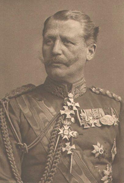 Karl von Einem genannt von Rothmaler (1 Jan 1853 – 7 Apr ...