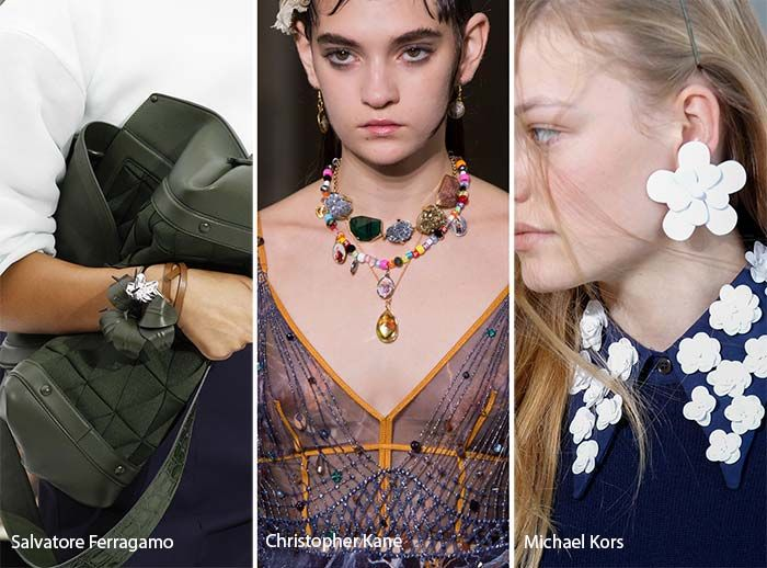 Spring summer 2017 accessory trends eccentric for Jewelry trends 2017 summer