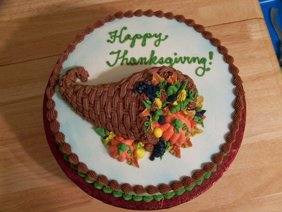 Cornucopia Thanksgiving Cakes Decorating Thanksgiving Cakes Fall Cakes Decorating