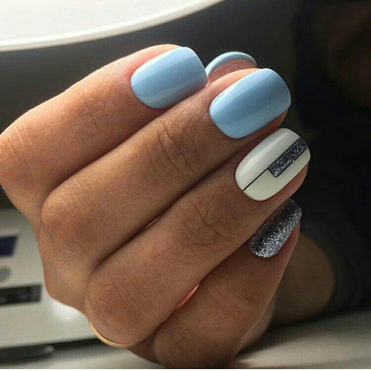 Pin de Соня en 1ногти   Pinterest   Diseños de uñas, Arte de uñas y ...